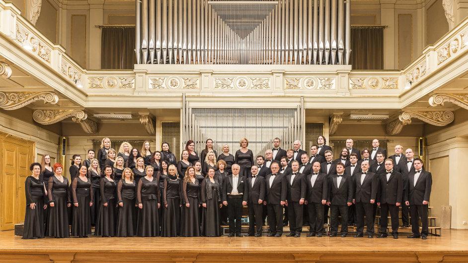 Český filharmonický sbor Brno vznikl v roce 1990, vede ho Petr Fiala.