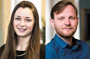 Kateřina Gazdíková a Tomáš Kaplan, B2B2C tým agentury Best Communications
