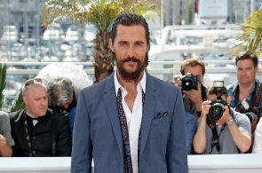 Oscarový herec Matthew McConaughey: Jak se pozná dobrý film? Příběh mě musí pořád držet v napětí