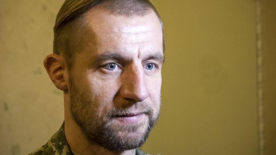 Mychajlo Havryljuk, ukrajinský poslanec.