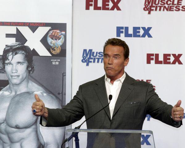 Svalovec Arnold Schwarzenegger dnes slaví 65. narozeniny