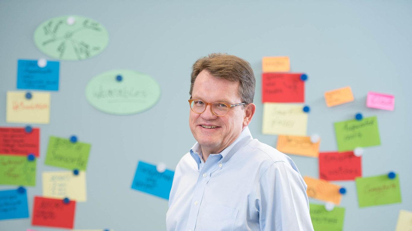 Uwe Raschke je odroku 2008 členem představenstva celé skupiny Bosch.