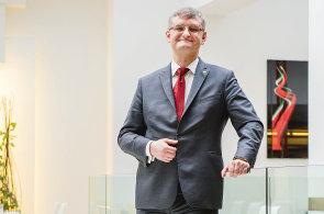 Smartphone je nutnost současnosti, říká generální ředitel Fujitsu pro východní Evropu Marcin Olszewski