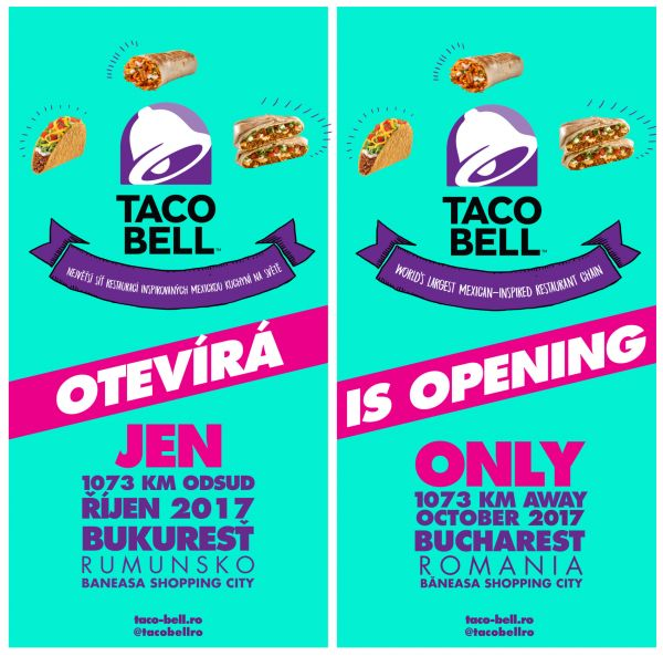 Kampaň Taco Bell