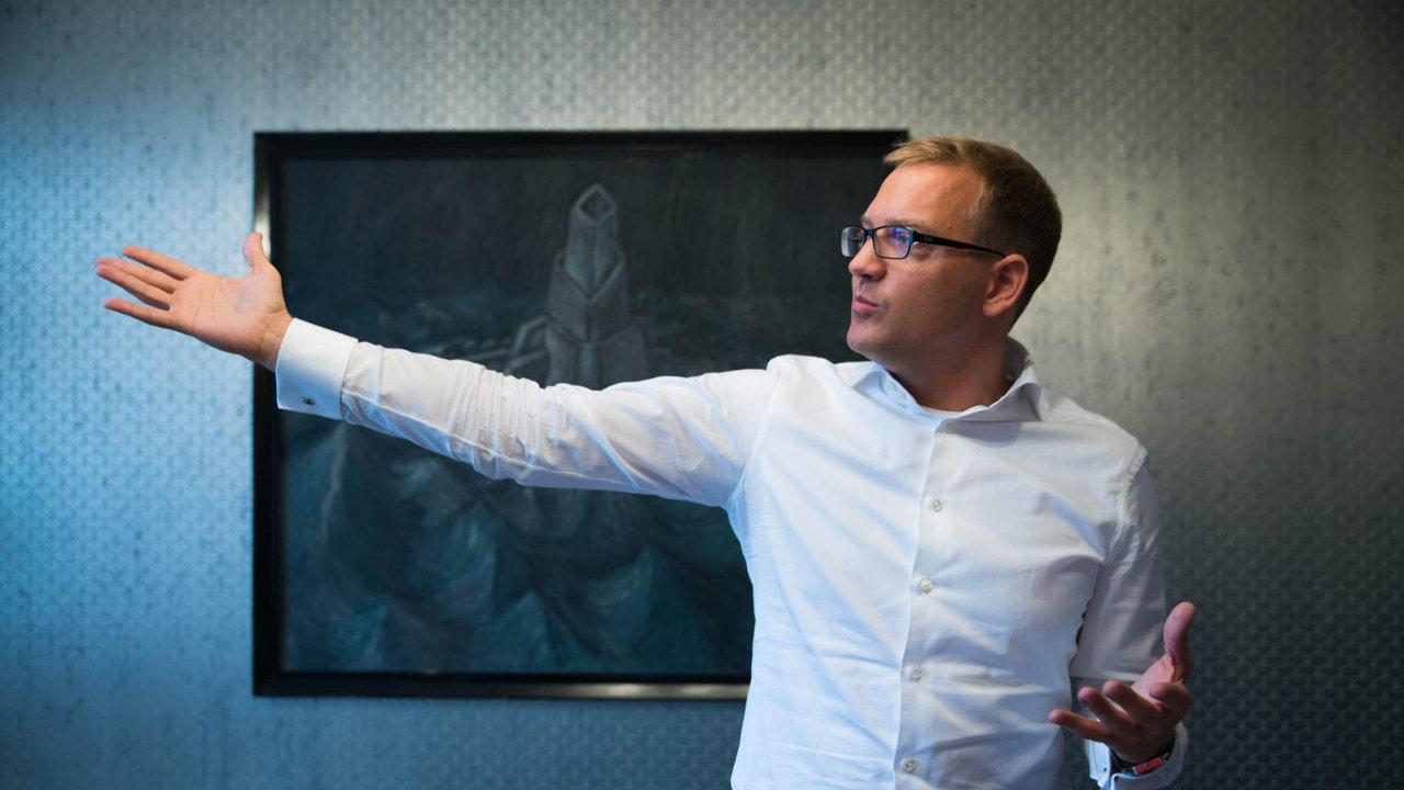 Miliardáři Petr Kellner a Daniel Křetínský (na snímku) se téměř po dvou letech opět spojují. A opět kvůli energetice.