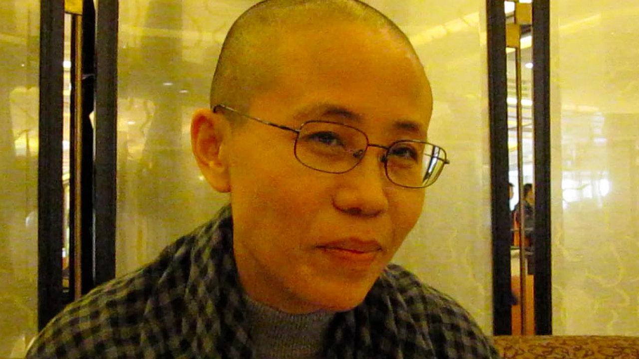 Liou Sia je zřejmě dál držena v domácím vězení.