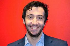 Enrique Vivas, viceprezident Oddělení nefiremních zákazníků operátora Vodafone