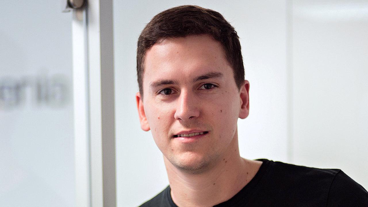 Josef Čáslavský, softwarový architekt start-upu Mobilní rozhlas brněnské společnosti Neogenia