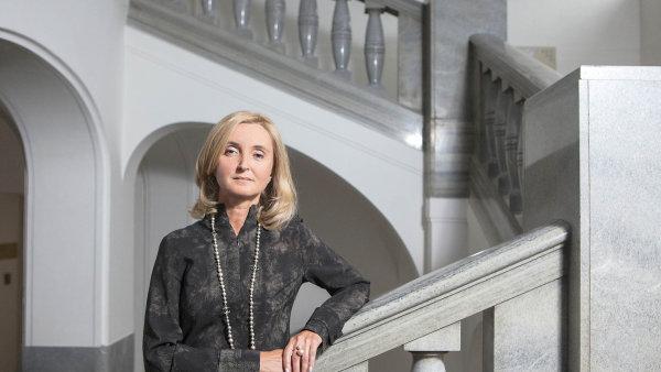 Expertka na daňové právo a členka představenstva České advokátní komory Monika Novotná