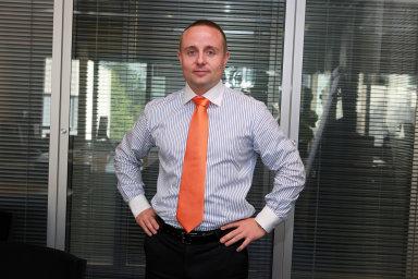 Nový předseda představenstva pojišťovny Allianz Dušan Quis.