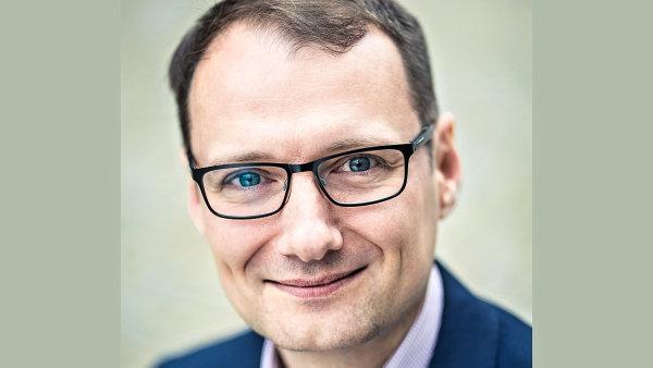 Michal Pokluda, ředitel úseku Produkt, marketing a podpora prodeje finanční skupiny Wüstenrot