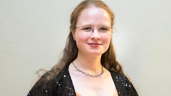Ředitelka Festivalu Letní slavnosti staré hudby Josefína Matyášová