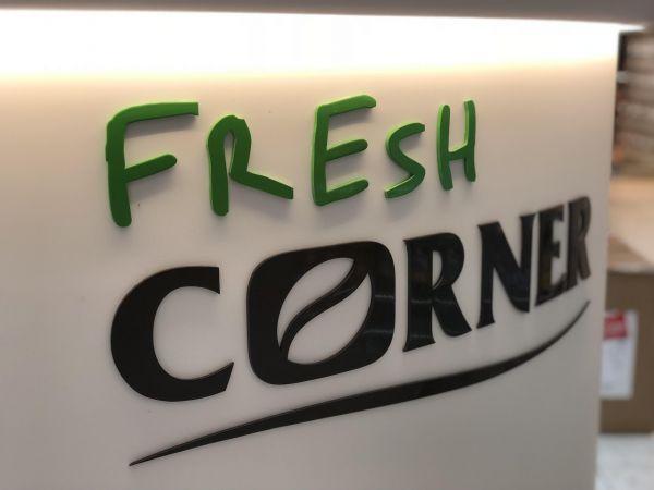Logo provozoven Fresh Corner