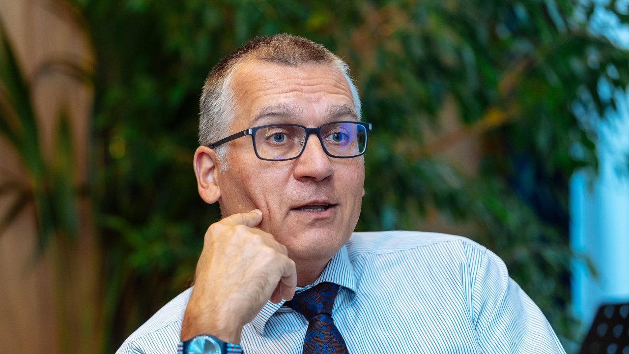 Marek Mora, člen bankovní rady ČNB