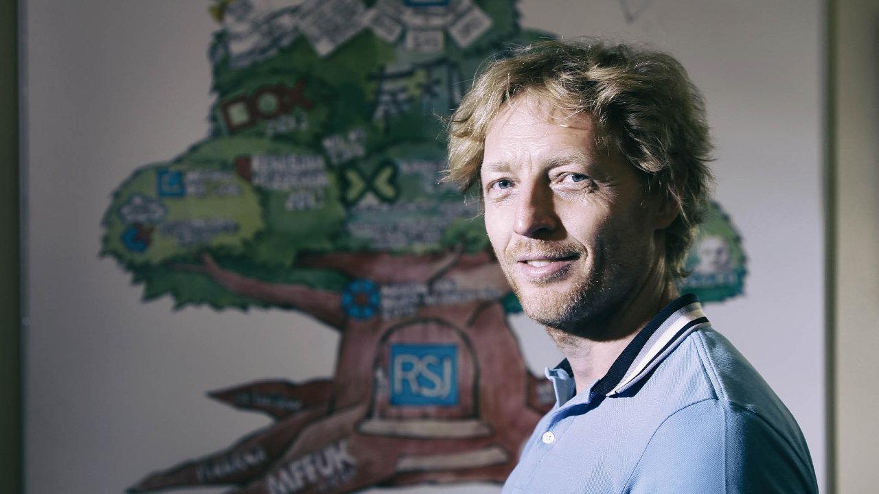 Skupina RSJ, kterou spoluvlastní miliardář Karel Janeček, mění svou strategii v realitním byznysu.
