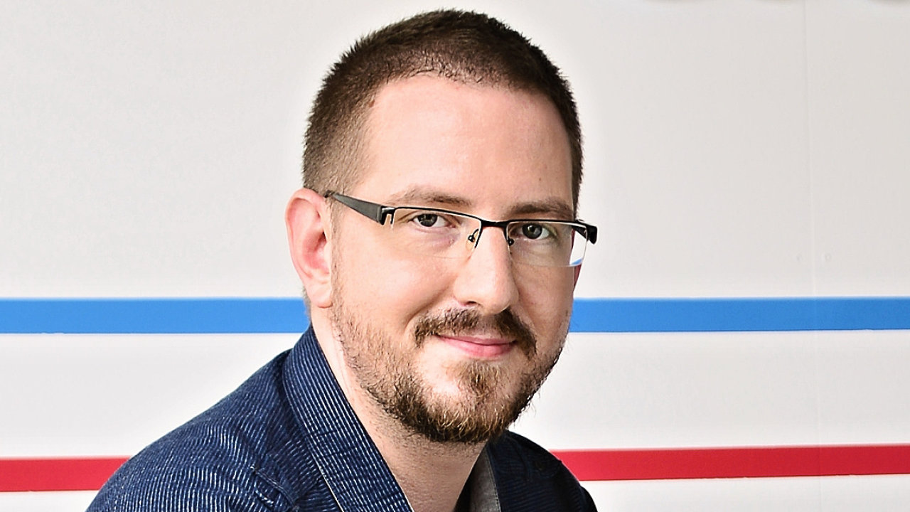 Matěj Dvorský, výkonný ředitel portálu Skrz.cz