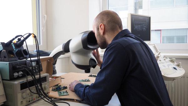 Laboratoř inovací na FEKT VUT