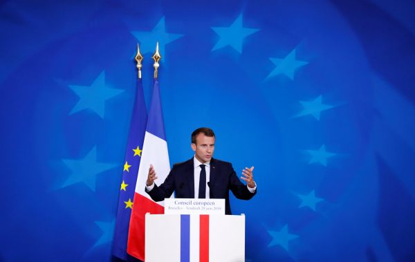 Emmanuel Macron, ilustrační foto