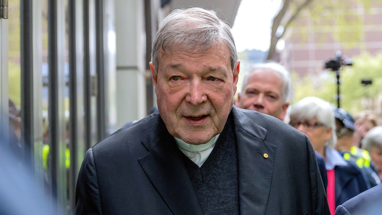 Kardinál Pell – australský soud mu potvrdil trest za zneužívání chlapců.
