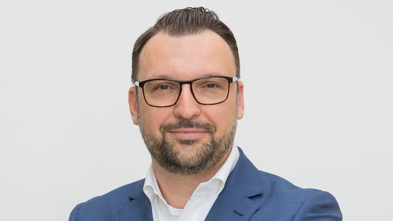 Martin Malo, výkonný ředitel Grafton Recruitment a Gi Group v České republice