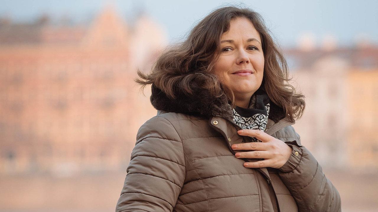 Milena Hrdinková, státní tajemnice pro evropské záležitosti od února 2019