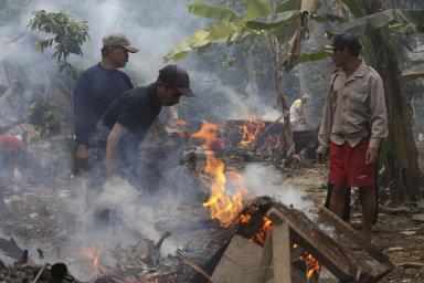 V Indonésii se odpad pocházející z ciziny v minulých dvou letech zdvojnásobil, protože Čína jej přestala dovážet.