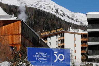 Vešvýcarském Davosu v úterý začíná již padesátý ročník Světového ekonomického fóra.