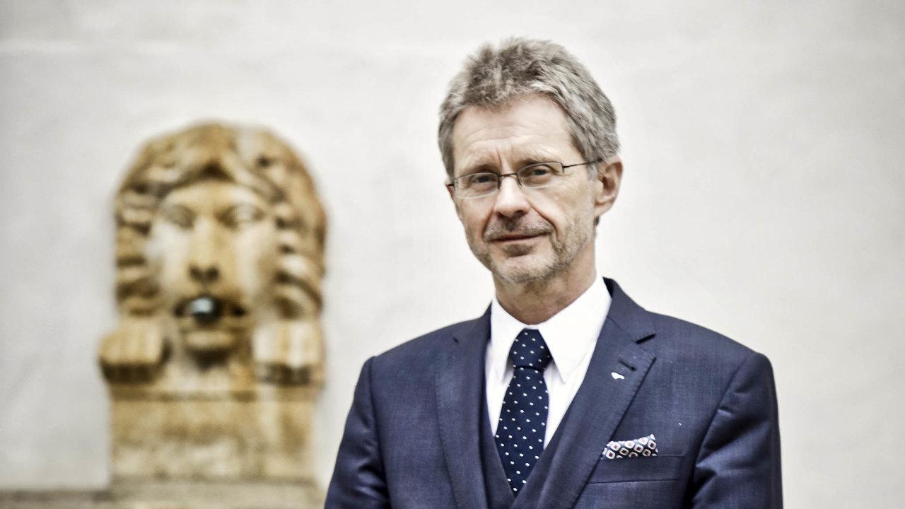Nový předseda Senátu Miloš Vystrčil sám osobě prohlašuje, že je proevropský.