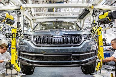 Firma v roce 2019 dodala do celého světa 1,24 milionu aut a má téměř 39 000 zaměstnanců, z toho v Česku téměř 34 000 lidí.