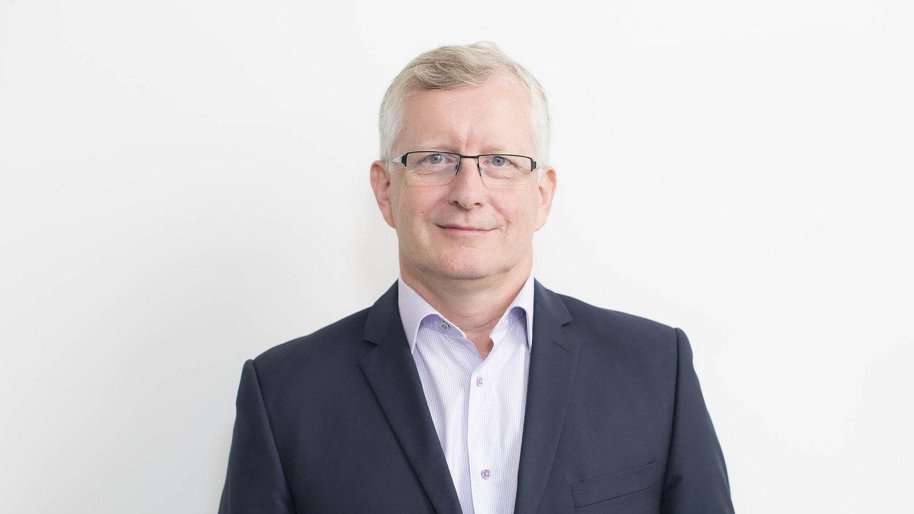 Tomáš Rutrle, šéf vývojářské firmy Komix, která systém elektronických neschopenek pro stát vytvářela.