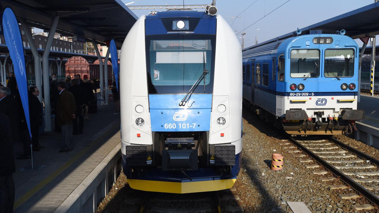 Železnice (ilustrační foto)