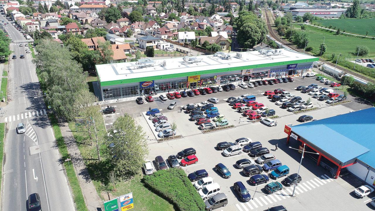 Stále významnější roli vevýběru retail centra představuje prozákazníky jeho nájemní mix.