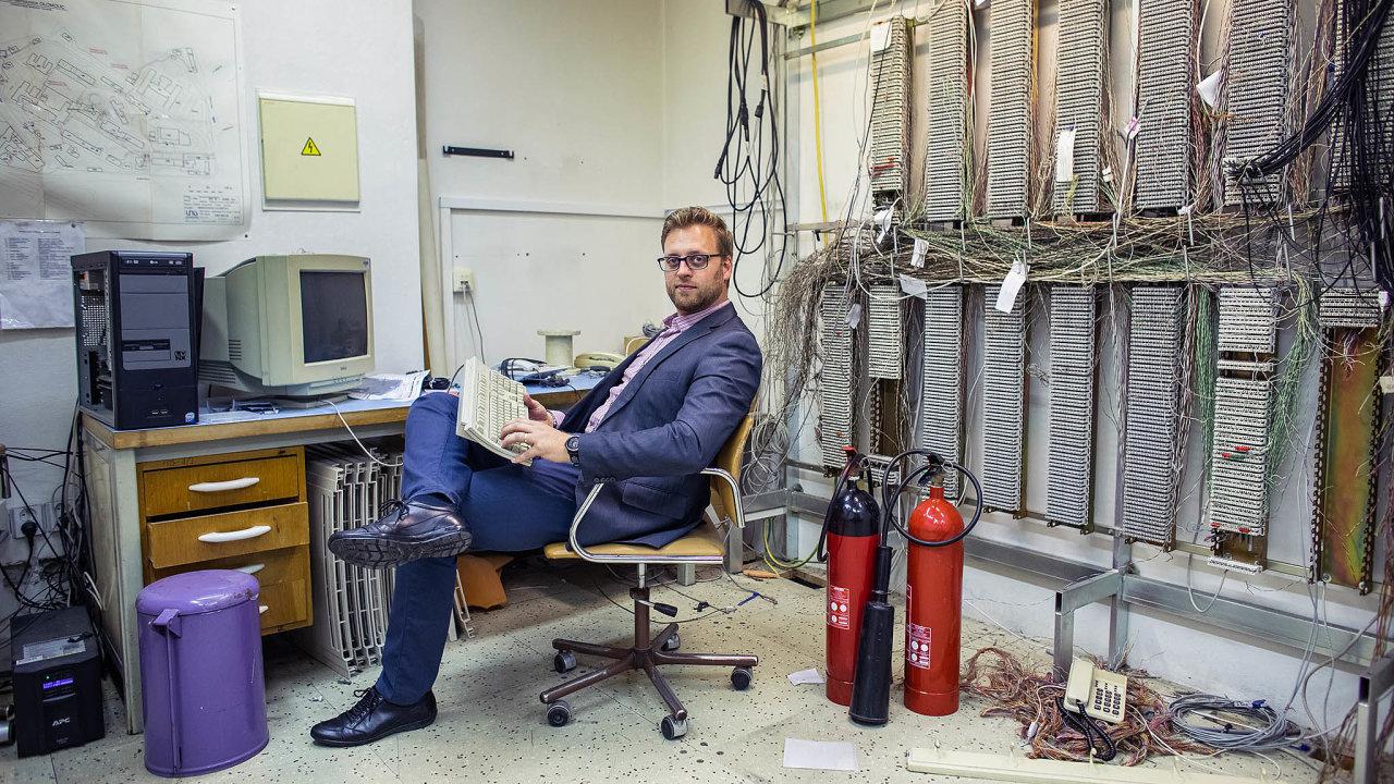 Antonín Hlavinka zFakultní nemocnice Olomouc ináměstci pro IT vdalších nemocnicích jsou rozčarováni, že evropské dotace nakonec nakyberbezpečnost nejspíš nedostanou.