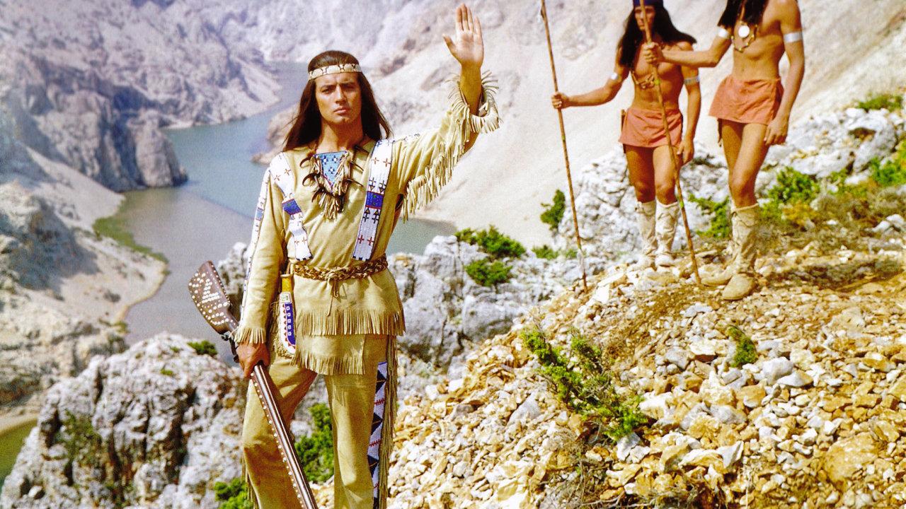 Jak na Plitvických jezerech, tak v Národním parku Krka se natáčely populární filmy o indiánském náčelníkovi Vinnetouovi. I proto jsou parky oblíbenou zastávkou pro Čechy.
