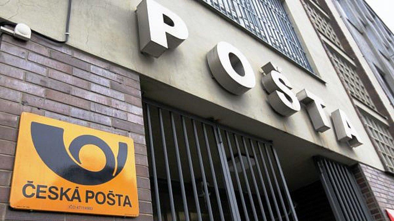 Bývalé budovy pošty, rekreační zařízení nebo garáž můžete odkoupit od České pošty (ilustrační foto).