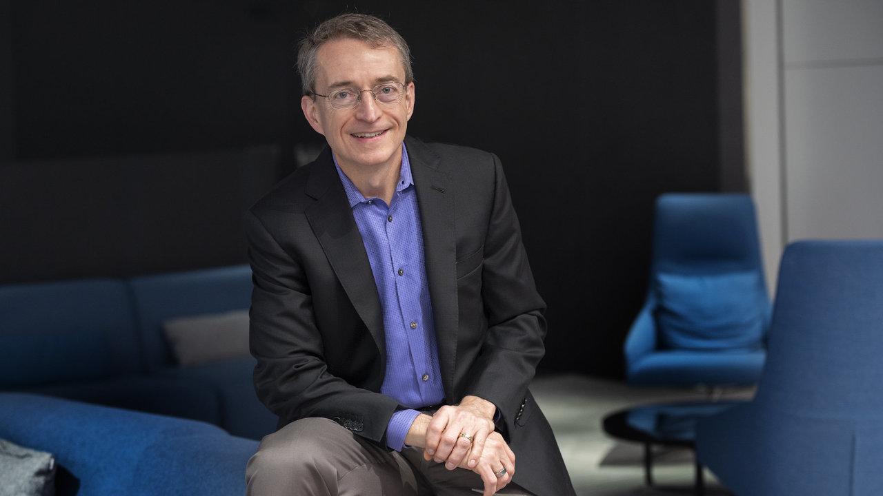 Pat Gelsinger, Intel
