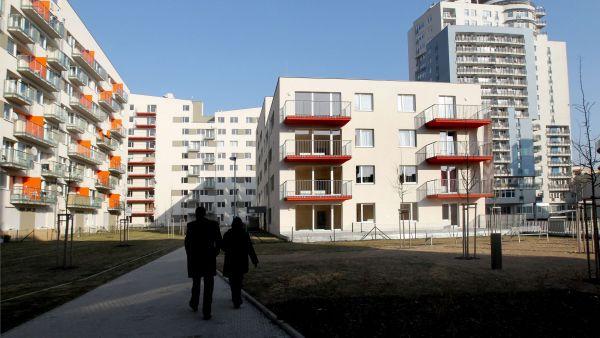 Na trhu je velký převis poptávky nad nabídkou a najít bydlení podle vlastních představ je komplikované – Ilustrační foto.