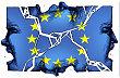 Krize eurozóny, ilustrační foto