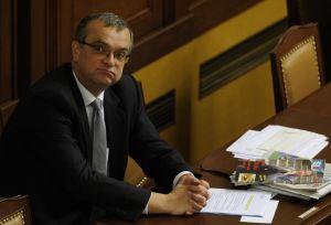Poslanecká sněmovna, Ministr financí Miroslav Kalousek