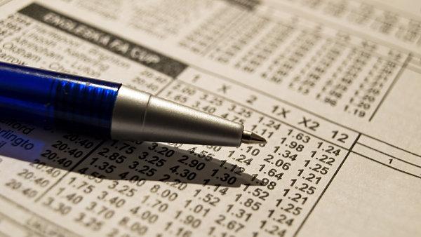 Daň z hazardu by mohla přispívat na sportovní aktivity dětí a mládeže - Ilustrační foto.