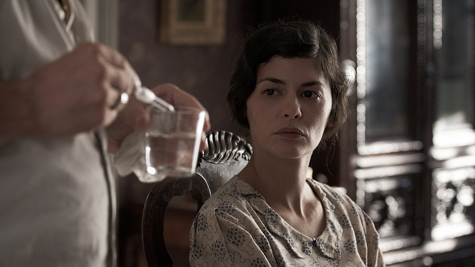 Audrey Tautou jako Thérèse Desqueyrouxová