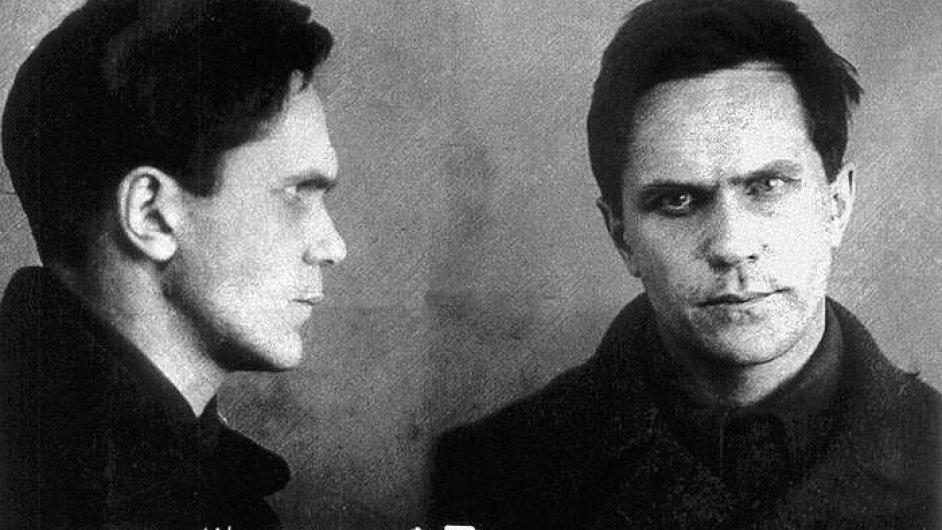 Varlam Šalamov při zatčení roku 1929