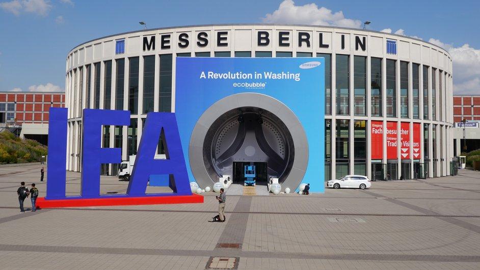 Berlínské výstaviště Berlin Messe