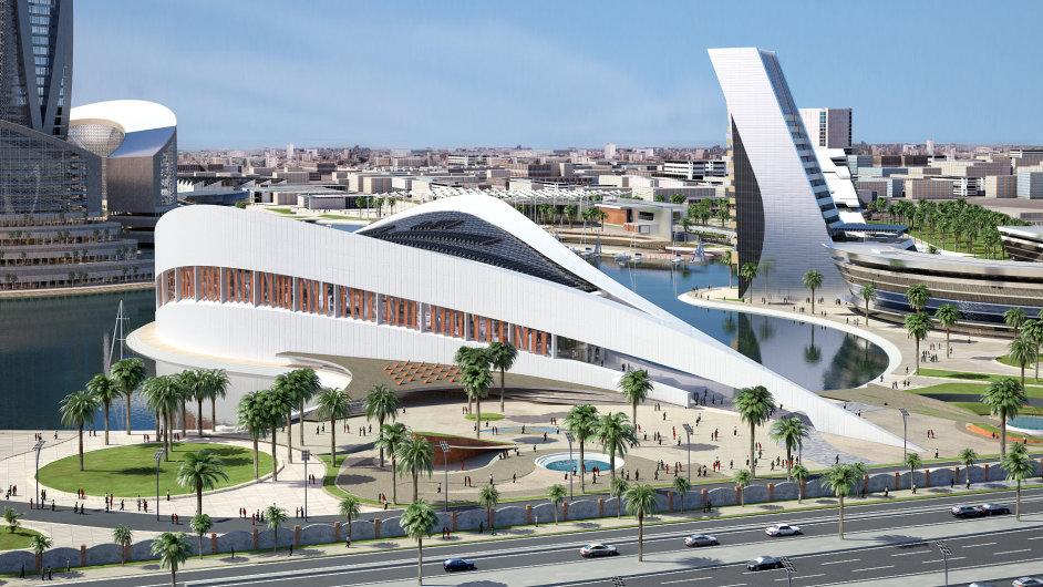 Nová knihovna v Bagdádu