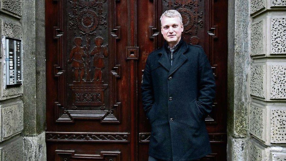 Podnikatel Martin Hausenblas