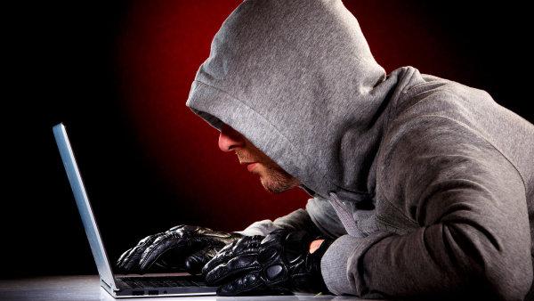 Kyberkriminalita, ilustrační foto.