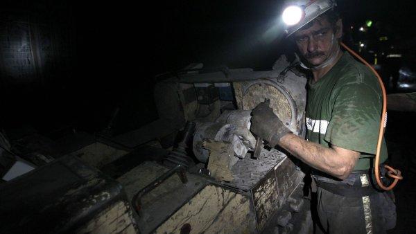 Při vznícení metanu v Dole Darkov zemřeli tři lidé, dva se zranili - Ilustrační foto.
