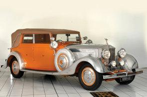 Rolls-Royce oslavil 110 let. Prohlédněte si nejkrásnější modely šlechtické značky
