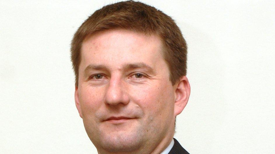 Roman Piňos, ředitel prodeje a marketingu společnosti DHL Freight v regionu střední a východní Evropy, severní Afriky a Ameriky.