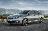 Peugeot 308 se dok�zal vyhnout designov�m chyb�m z minulosti. Nov� kombi vypad� modern� a sv�e.